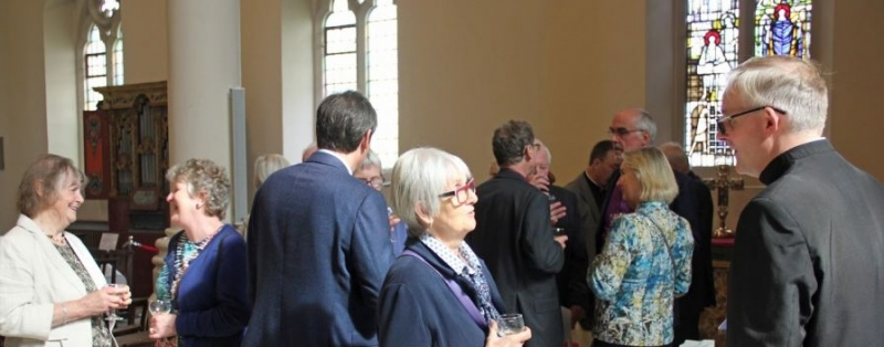 Friends of the Diocese Annual Lunch, September 2018