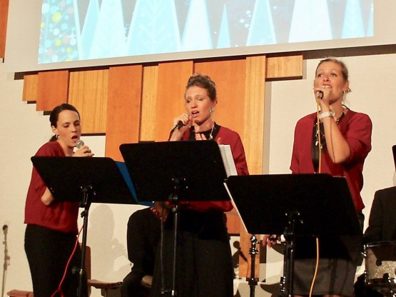 CHRISTMAS AND ALL THAT JAZZ - Latest News