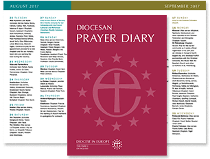 Diocesan Prayer Diary